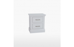 Bedside chest 2 drawers