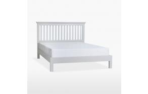 madala raamiga voodi (140x200)