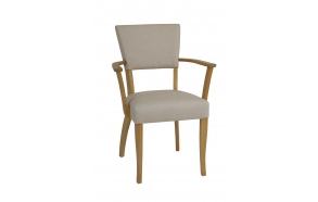 Catherine Carver chair (leather)