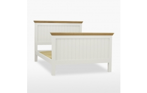 King size panel bed (160x200)