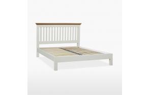 COELO voodi madala jalutsiga Queen size (140x200)