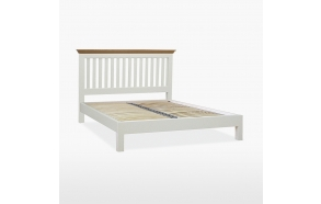 COELO voodi madala jalutsiga Super king size 180x200 cm