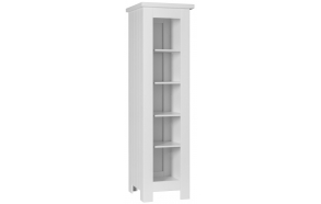 Barcelona - small bookcase, white