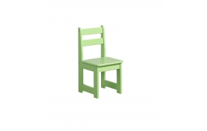 "chair ""Baby"", green"