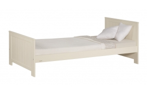 Junior bed Blanco 160x70, beige
