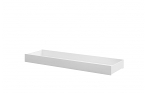 Bed drawer 200x90, white
