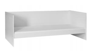 voodi Royal, 200x90 cm, valge