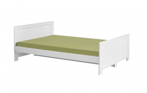 Bed Blanco 200x120, white