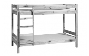 Bunk bed 200x90 Bed 2, white