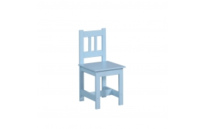 "chair ""Junior"", blue"