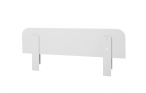 Calmo - guard rail, white