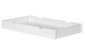 Calmo - bed drawers 200x90, white
