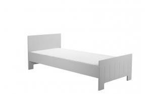voodi Calmo 200x90 cm, voodikast ei kuulu hinna sisse, hall