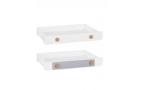 I'ga - Cot drawer 140x70 cm