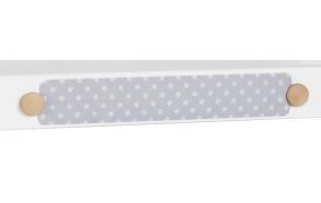 dekoratiivne kangas voodikastidele 120x60, 140x70, 200x90