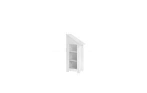 Marseilles MDF - small bookcase