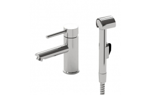 basin mixer Rhapsody with bidet hand shower