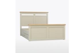 Storage bed - Super King size 180x200 cm