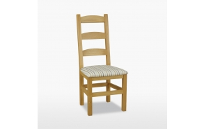 Amish chair (leather)