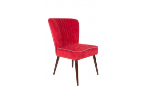 Chair Smoker Red