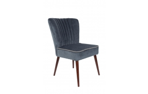 Chair Smoker Dark Grey
