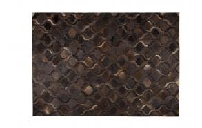 Carpet Bawang 170X240 Dark Brown