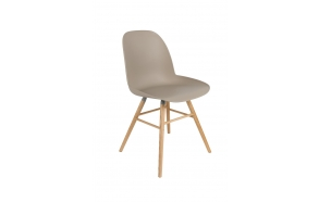 Chair Albert Kuip Taupe