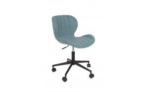 Office Chair Omg Black/Blue