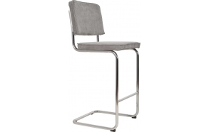 Barstool Ridge Rib Cool Grey 32A