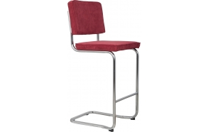 Barstool Ridge Kink Rib Red 21A