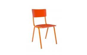 Chair Back To School Hpl Orange