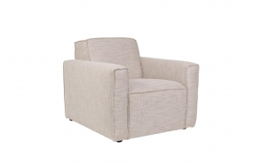 Sofa Bor 1-Seater Latte