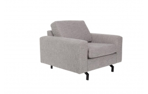 Sofa Jean 1-Seater Grey