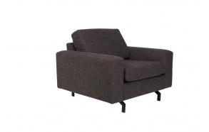 Sofa Jean 1-Seater Antracite