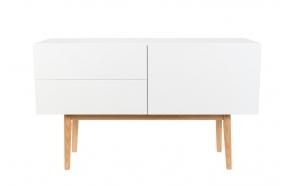 Cabinet High On Wood 2Dr 1Do (1 Ctn)