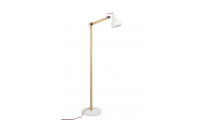 Floor Lamp Study White
