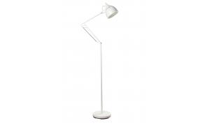 Floor Lamp Reader Matt White