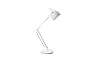 Desk Lamp Reader Matt White