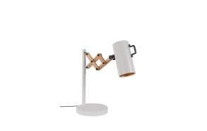 Table Lamp Flex White