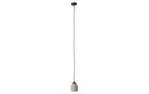 Pendant Lamp Left Concrete