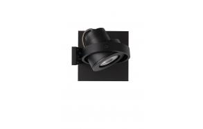 kohtvalgusti Luci-1 LED, must