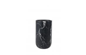 Vase Fajen Marble Black