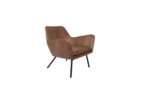 Lounge Chair Bon Brown