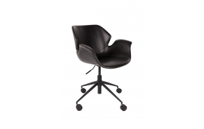 Office Chair Nikki All Black