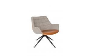 Lounge Chair Doulton Vintage Brown