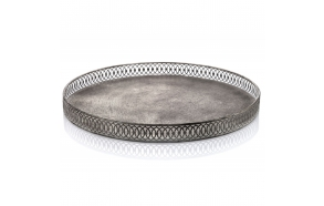 metal vintage tray