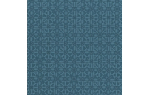 Decadence Mini Moroccan Geometric Blue