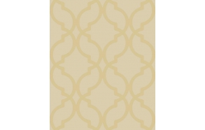 Decadence Moroccan Trellis Cream/Off-White
