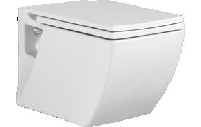 seina WC pott ,kandiline, valge, iste kuulu hinna sisse