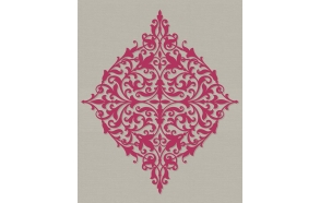 Decadence Classical Motif Pink